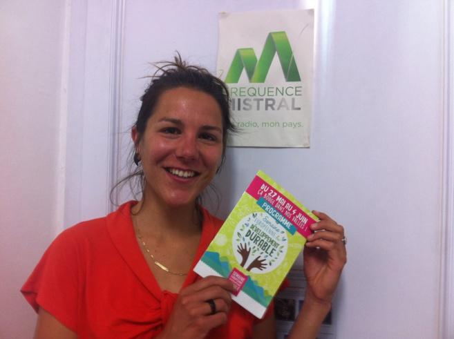 Célia Grimal, Chargée de Mission en Education au Développement Durable