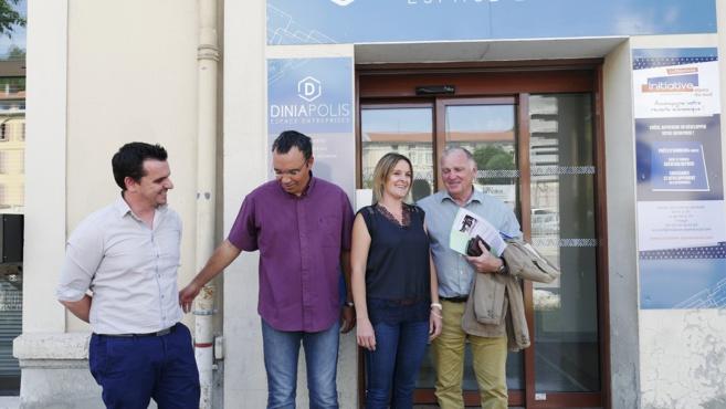 Le numérique pour soutenir le tourisme à Digne