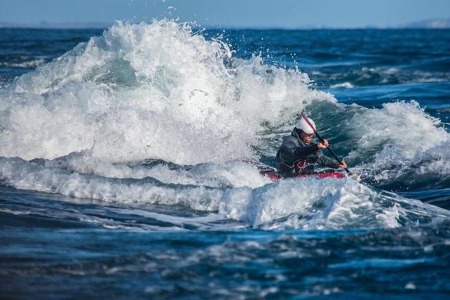 Ils vont partir à l'assaut du Cap Horn en kayak !