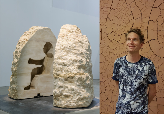 Abraham Poincheval Artiste Performer