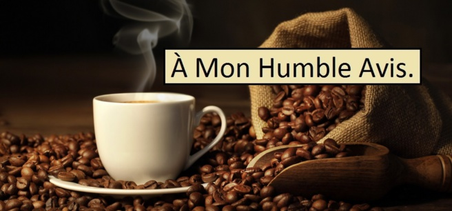À mon humble avis #4: l'Addiction au Café