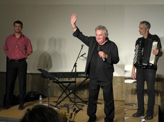 Beau succès à Quinson pour le Festival Poésie et Chansons au Pays des Lavandes !