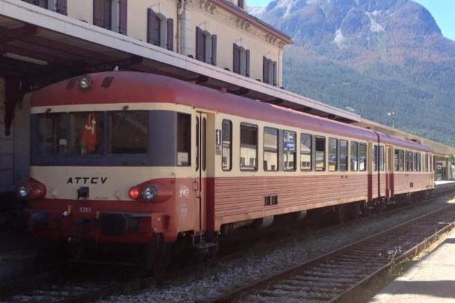Ouvrons une page d'histoire sur la gare de Briançon