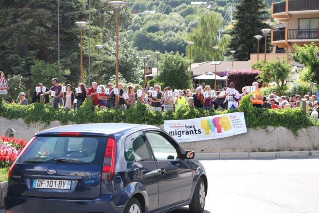 Migrants à Briançon : le statu quo en Préfecture