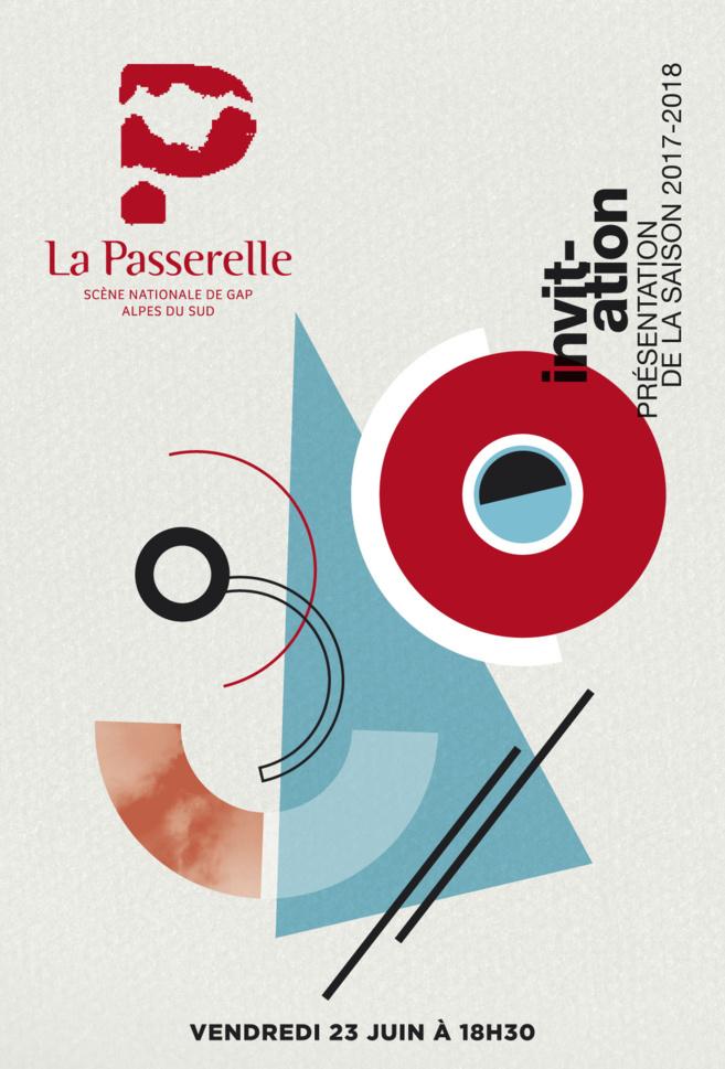 Philippe Ariagno programmation la Passerelle saison 2017.2018 (1re partie)