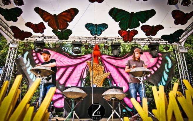 Le Festival Harmonic s'ancre à Trigance