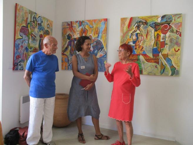 Un festival et une exposition : la belle semaine de Plastik'Art