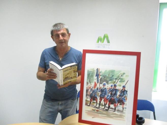 Nicolas Balique signe « L'Adieu aux pays »