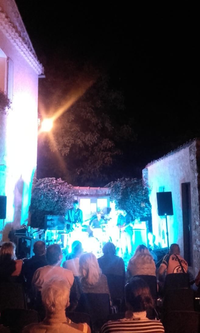Mercy Band : un power trio à Saint-Laurent-du-Verdon