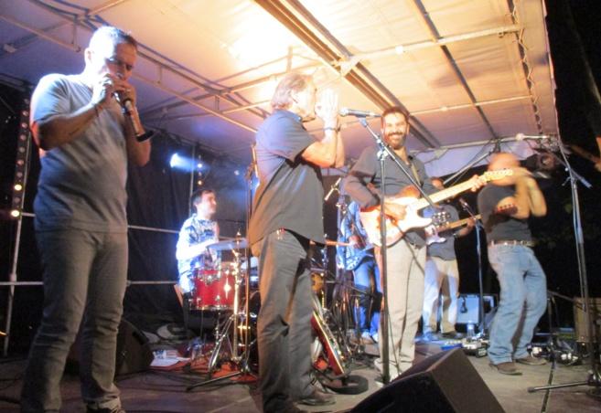 Nasser Ben Dadou : le blues dans la peau !