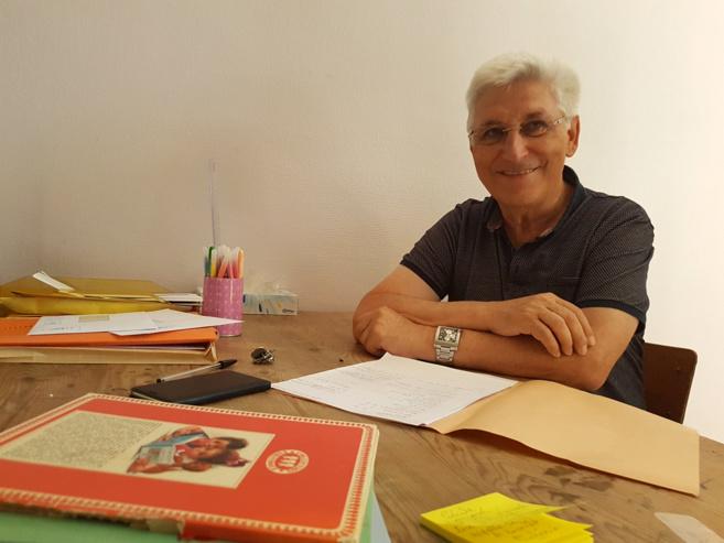 Michel Eyraud Adjoint au maire de Digne-les-bains Délégué à l'éducation, la jeunesse et à la formation professionnelle