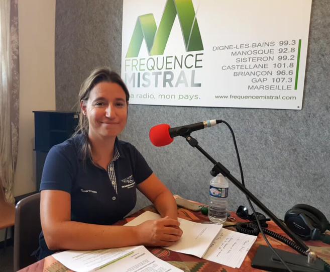 Aude Grangeray Championne du Monde de Vol à voile en 2015 et 2017