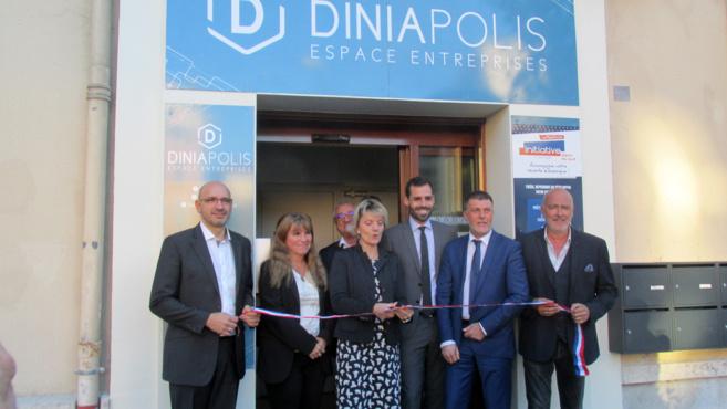 Diniapolis : Une pépinière d'entreprises pour Digne