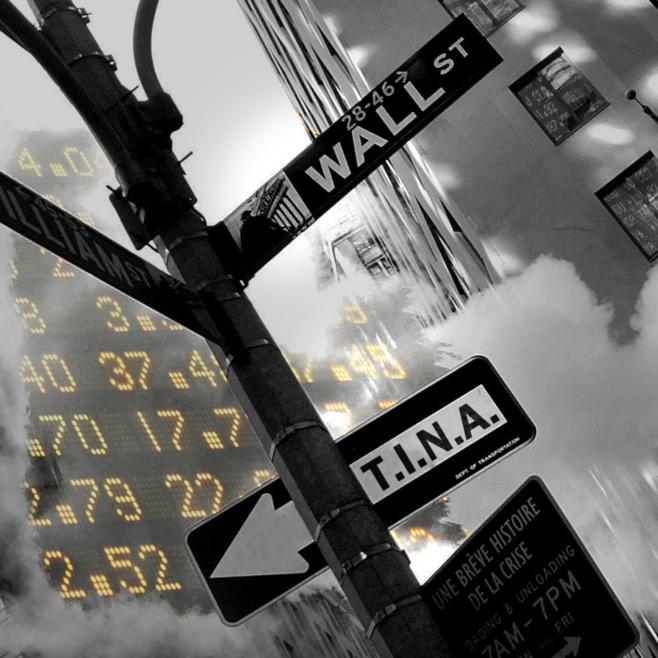 Les Echappées baladent la crise financière dans le 04 !