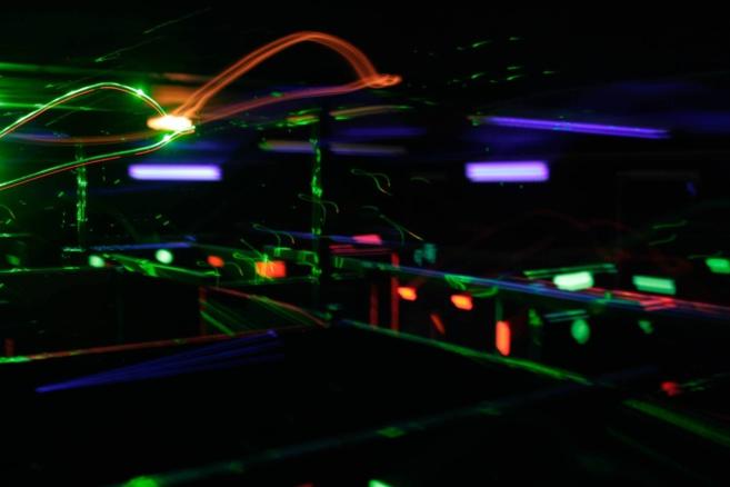 Le laser game de Briançon : pour s'éclater