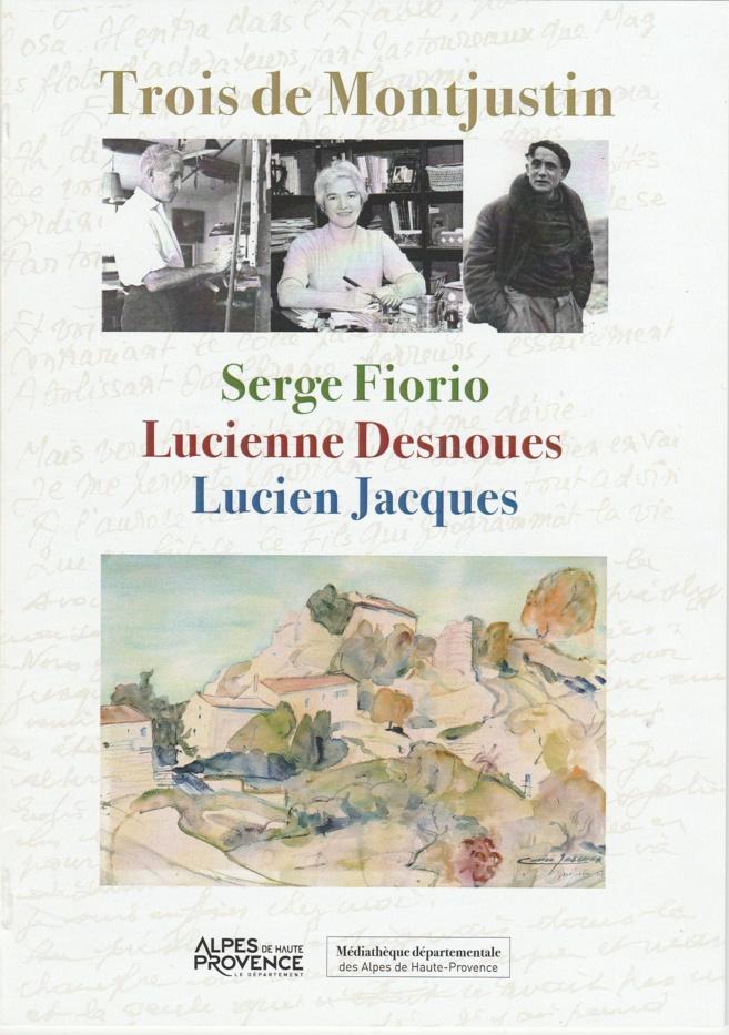 Fiorio, Desnoues et Jacques sont les trois de Montjustin