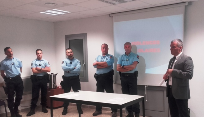 Prévention et sécurité au collège de Castellane