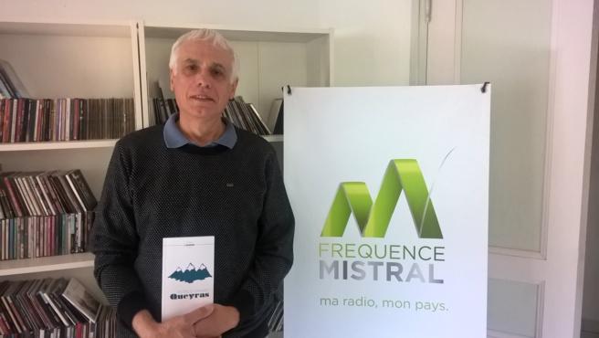 Ecrivain-voyageur, Patrice Favaro est notre invité