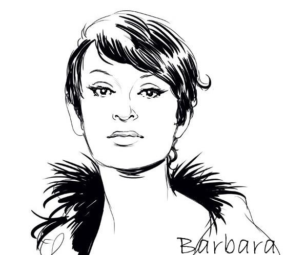 ORINOCO - Hommage à Barbara