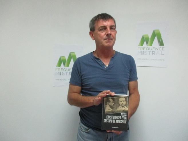 Le rôle néfaste de la gestapo à Marseille au cœur d'un ouvrage captivant