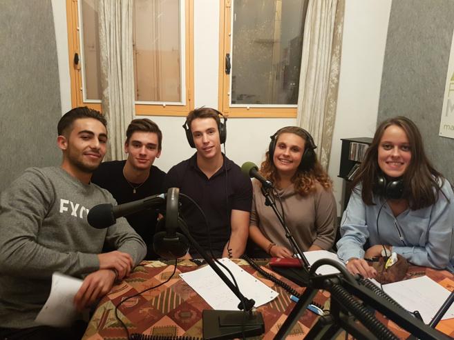 GACO SHOW - nouvelle émission avec les étudiants de l'IUT 2017-2018