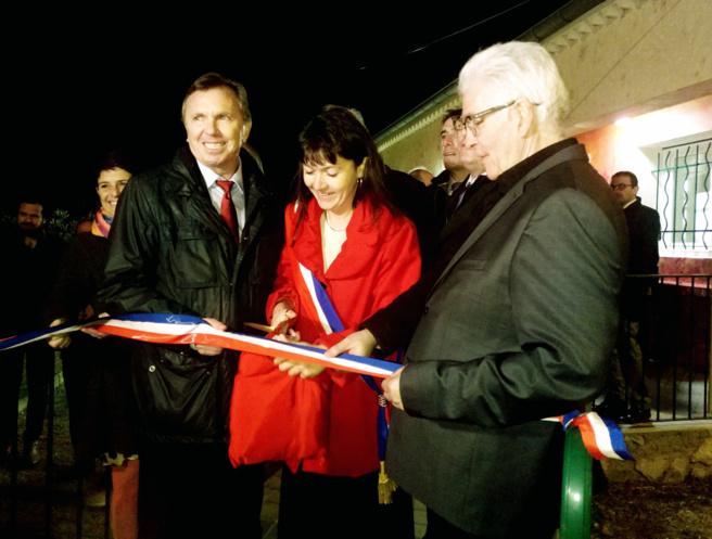Le beau mariage de l'environnement et du social à Volonne !