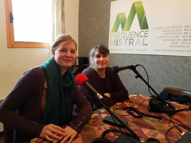 Laurie Honoré et Myriam Prévost