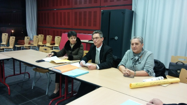 L'Education Nationale rencontre les Maires du 04