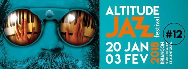 L'Altitude Jazz Festival 2018 dévoile son programme