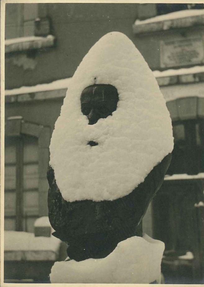 Buste d'Aristide Albert