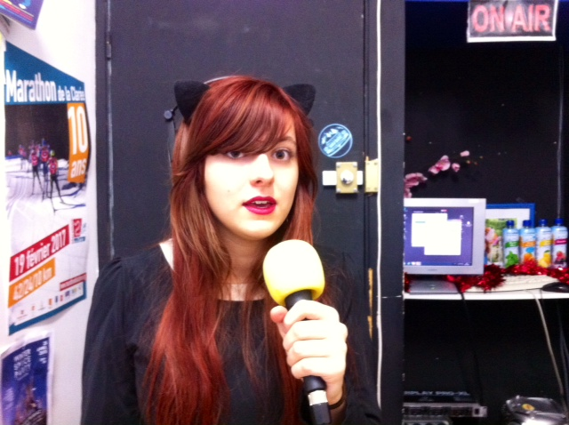 Reiko : live dans notre studio