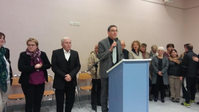 Le maire de Volx Jérôme Dubois veut rester confiant malgré tout