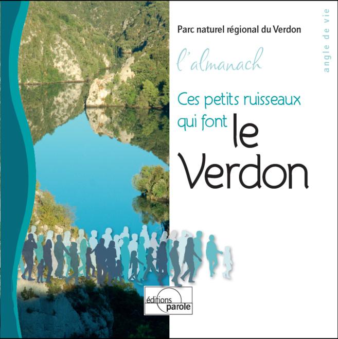 Un livre célèbre le Verdon…