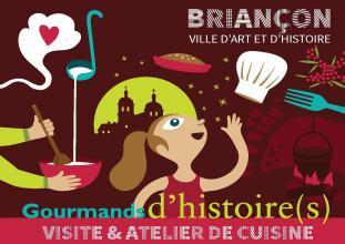 Gourmands d'Histoire : des animations pour vous  ouvrir l'appétit !