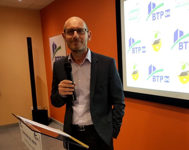 Philippe Piantoni : du département à la région…