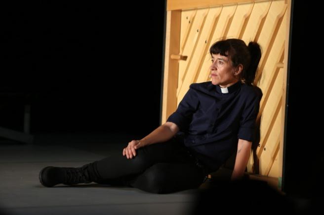 Romane Bohringer joue « Les événements » samedi à Château-Arnoux.