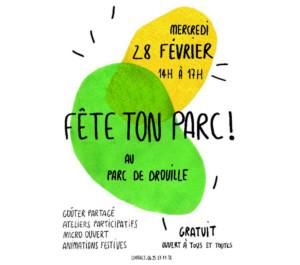 """""""Fête ton Parc ! """" : une animation du Collectif Bahia"""