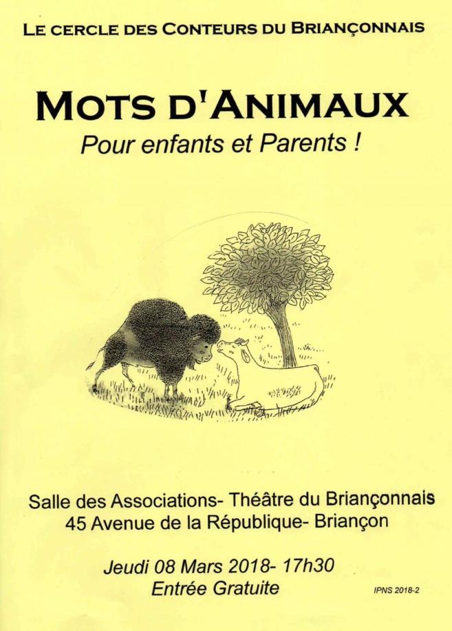 A Briançon, les animaux racontent des histoires