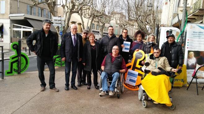 L'APF alerte les parlementaires sur l'allocation adulte handicapé