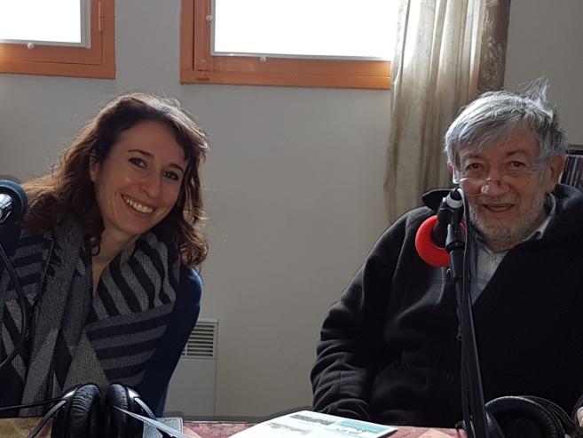 Chloé Mathieu Directrice et Jean-Pierre Castagna Président des Rencontres Cinématographiques