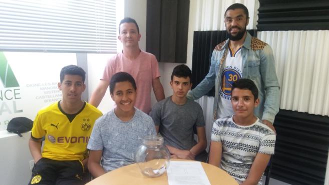 Les jeunes Manosquins proposent un tournoi de football le 2 mai