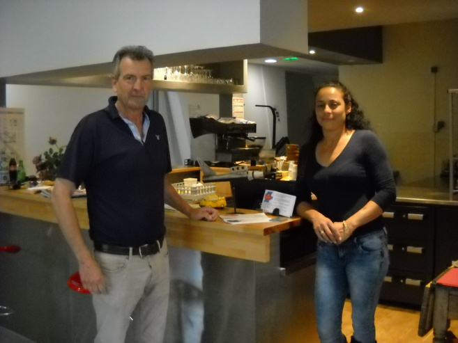 un restaurant associatif prend son envol à Saint-Auban !