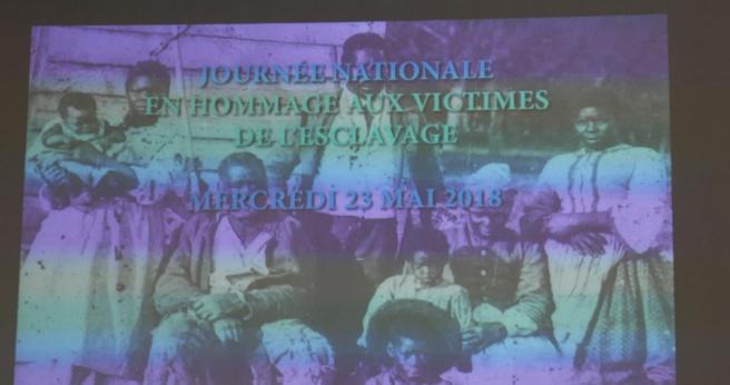 L'Etat français commémore l'abolition de l'esclavage