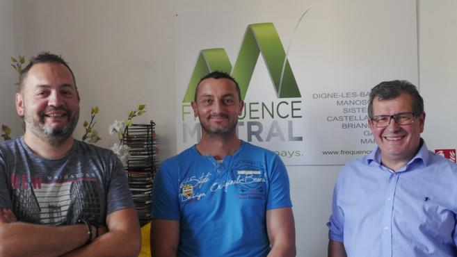 Six bouchers des Alpes de Haute Provence se mettent en 4