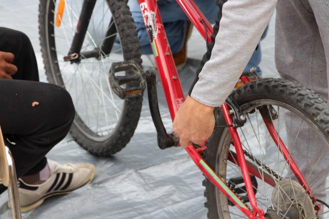 L'adsea se penche sur des vélos...