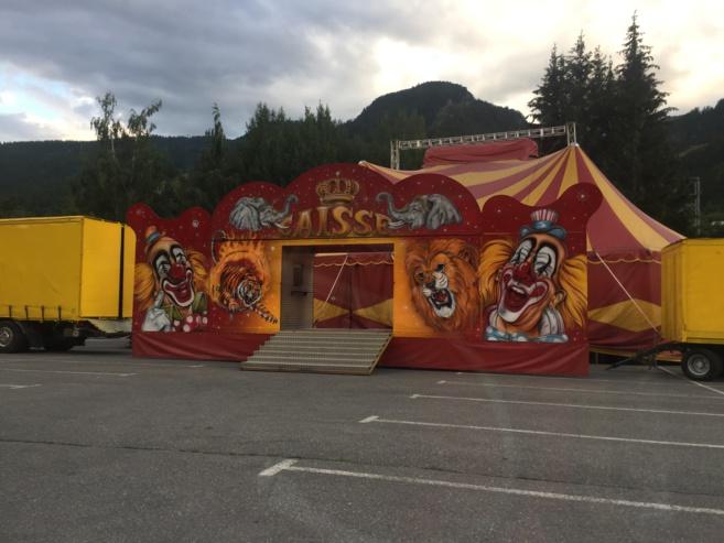 Une soirée au cirque !