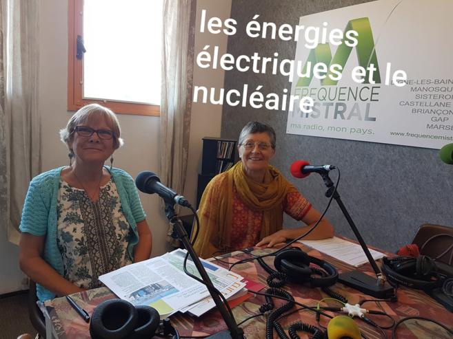 Françoise Tellier et Martine Vallon