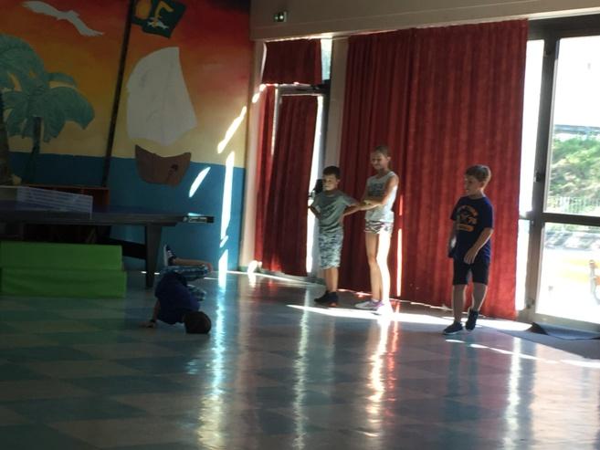 Notre MJC propose des stages de Break Dance