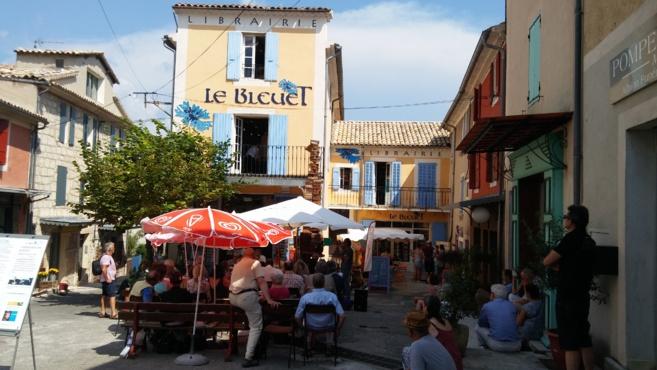 """""""Le Bleuet"""", exception culturelle et rurale"""