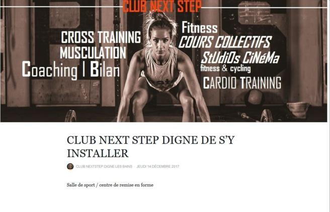Un nouveau complexe de sport s'ouvre à Digne pour la rentrée scolaire 2018-2019